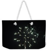 Fireworks With Moon II Fm2p Weekender Tote Bag