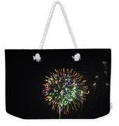 Fireworks With Moon IIi Fm3p Weekender Tote Bag