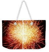 Fireworks_1591 Weekender Tote Bag