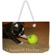 First Ball Weekender Tote Bag