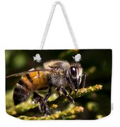 First Bee For The Summer Weekender Tote Bag