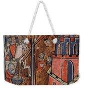 First Crusade Germ Warfare Siege Weekender Tote Bag