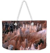 First Light In Bryce Canyon Weekender Tote Bag