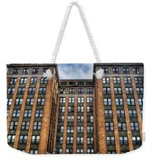 First Niagara Building With Takis Weekender Tote Bag