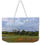 First Rain Of Fall Weekender Tote Bag