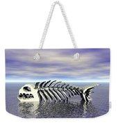 Fish Bones Weekender Tote Bag