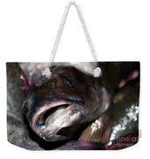 Fish Catch Weekender Tote Bag