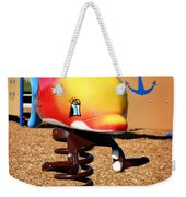 Fish Jumper Weekender Tote Bag