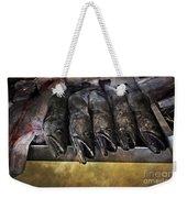 Fish Market Seville Metropol Parasol Weekender Tote Bag