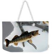 Fish Mount Set 02 Bb Weekender Tote Bag