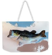 Fish Mount Set 07 B Weekender Tote Bag