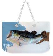 Fish Mount Set 07 C Weekender Tote Bag