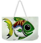 Fish Study 2 Weekender Tote Bag