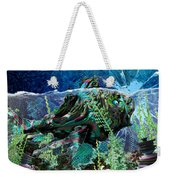 Fish Trouble Weekender Tote Bag