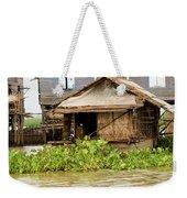 Fisherman Boat House Weekender Tote Bag