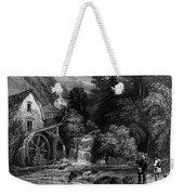 Fishermen, 19th Century Weekender Tote Bag by Granger