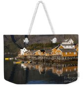 Fishermen's Village Sakrisoy  Weekender Tote Bag