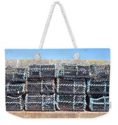 Fishing Baskets Weekender Tote Bag