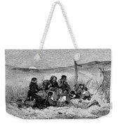 Fishing Boat, 1882 Weekender Tote Bag