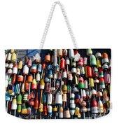 Fishing Floats Weekender Tote Bag
