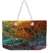 Fishing Nets Weekender Tote Bag