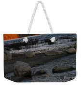 Fishing Spot 3 Weekender Tote Bag