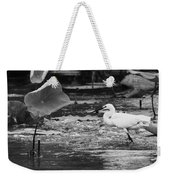 Fishing Spot Weekender Tote Bag