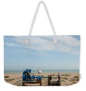 Fishing Winches Weekender Tote Bag