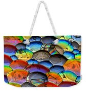 Fishy Bubbles Weekender Tote Bag