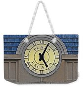 Five In The Evening Weekender Tote Bag