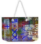Five Views... Same Truth Weekender Tote Bag