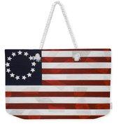 Flag - Constitution Weekender Tote Bag