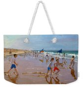 Flags And Reflections Weekender Tote Bag