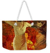 Flamenco Series No 2 Weekender Tote Bag