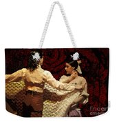 Flamenco Series No 3 Weekender Tote Bag