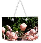 Flamigo Gathering Weekender Tote Bag