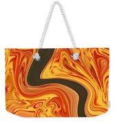 Flaming River Weekender Tote Bag