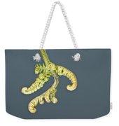 Flashlit Fern Weekender Tote Bag
