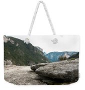 Flattop Rock Yosemite Weekender Tote Bag