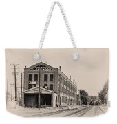 Fleetwood Autobody Factory Weekender Tote Bag