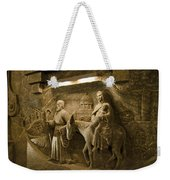 Flight Into Egypt - Wieliczka Salt Mine Weekender Tote Bag