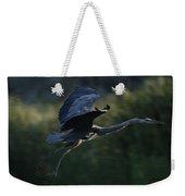 Flight Of The Heron Weekender Tote Bag