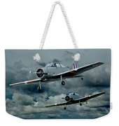 Flight Of The Winjeels Weekender Tote Bag by Steven Agius