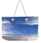 Flight Under Glass Weekender Tote Bag