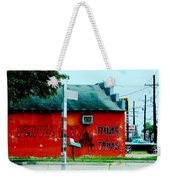 Flippa City  Weekender Tote Bag