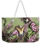 Flitter - Butterfly - Swallowtail Weekender Tote Bag