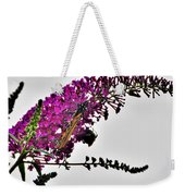 Float Like A Butterfly Sting Like A Bee Weekender Tote Bag