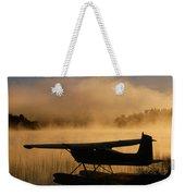Float Plane, Long Lake, Sudbury, Ontario Weekender Tote Bag
