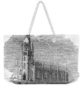 Floating Church, 1849 Weekender Tote Bag