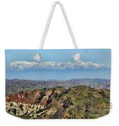 Floating In The Sky Weekender Tote Bag